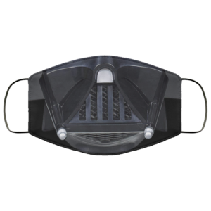 Darth Vader Face Mask Reusable