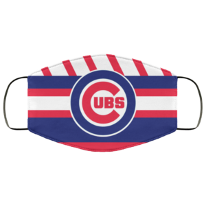 Chicago Cubs Cloth Face Mask