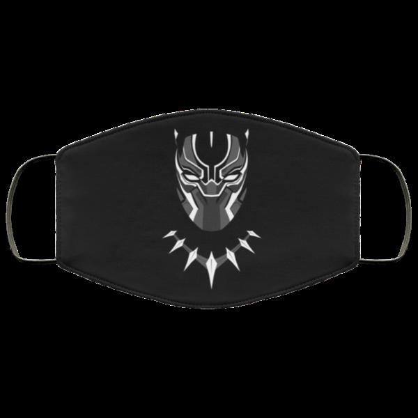 Wakanda Black Panther Face Mask