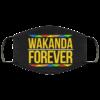 Wakanda Forever 2020 Face Mask