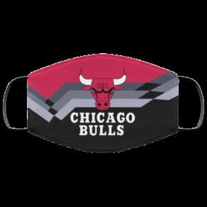 Chicago Bulls NBA Face Mask