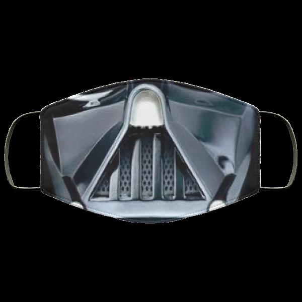 Dark Vader Face Cloth Face Mask