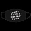 Anti Trump Social Club Face Mask