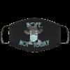 Nope Not Today Heifer Mask Face Mask