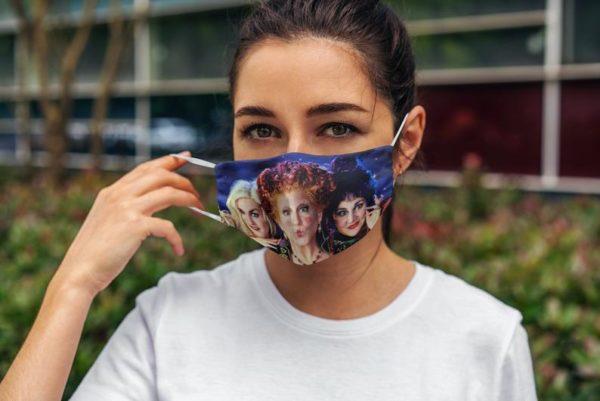 Sanderson Sisters Halloween Face Mask