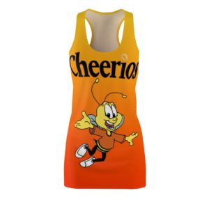 Cheerios Costume Dress