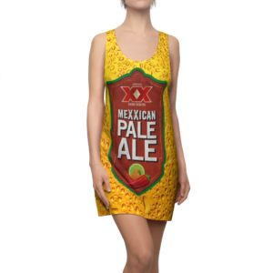 Dos Equis Mexican Pale Ale Beer Costume Dress