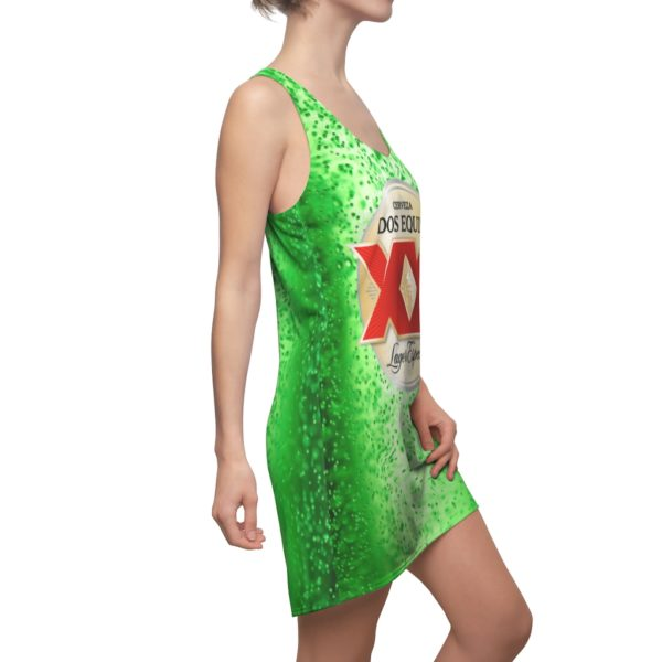 Dos Equis Beer Costume Dress