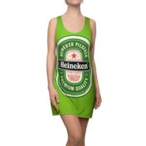 Heineken Beer Costume Dress