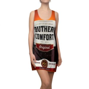 Southern Comfort American Whiskey Bottle Costume Dress