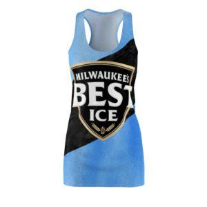 Milwaukee's Best Ice Beer Costume Dress