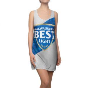 Milwaukee's Best Light Beer Costume Dress
