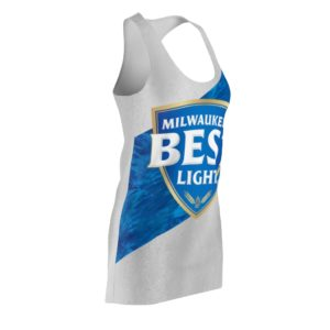 Milwaukee's Best Light Beer Costume Dress
