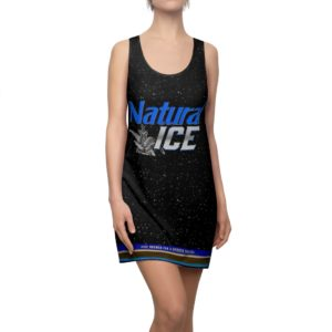 Natural Ice Beer Costume Dress