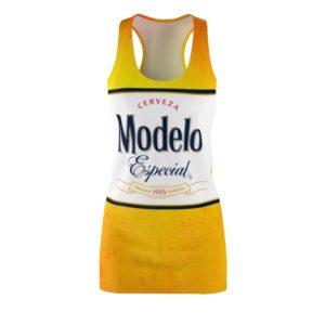 Modelo Especial Beer Costume Dress