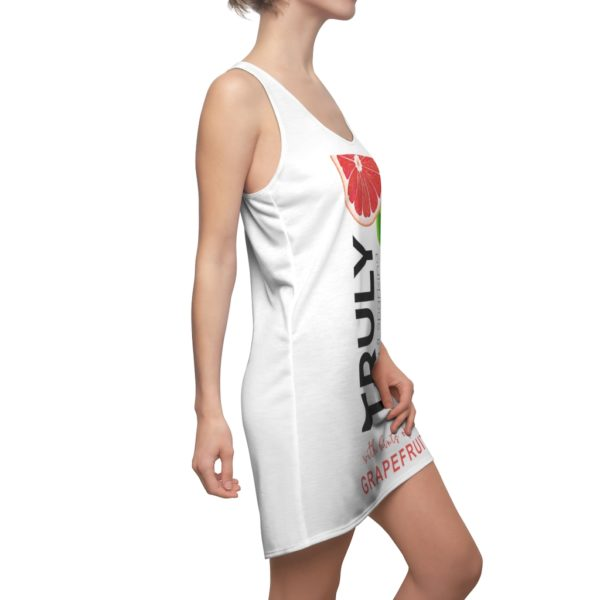TRULY Can Grapefruit Hard Seltzer Costume Dress