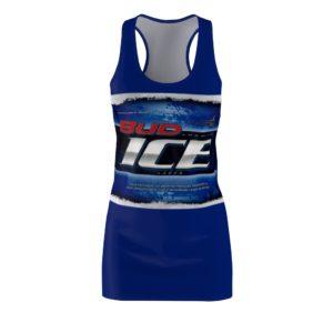 Bud Ice Beer Costume Dress