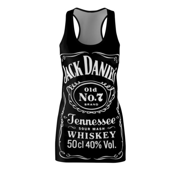 Jack Daniel's American Whiskey Racerback Dress
