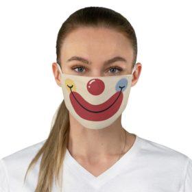 Clown Fun Halloween face mask