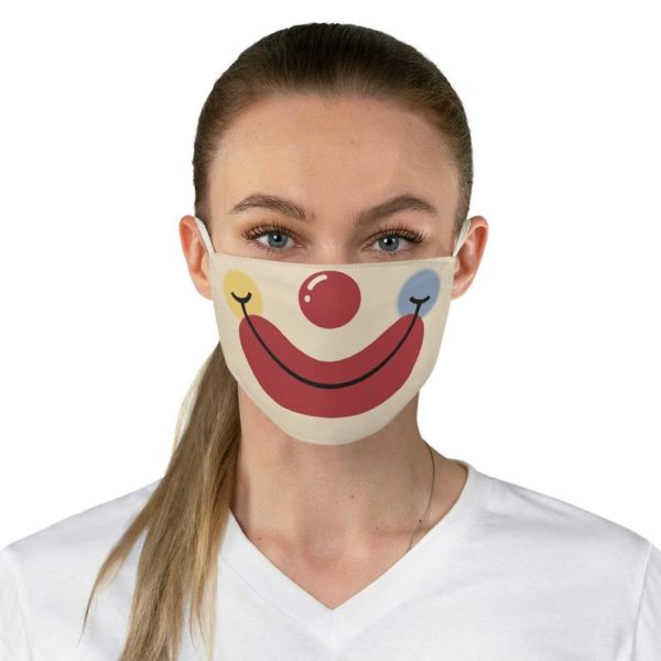 Clown Fun Halloween face mask
