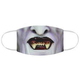 Dracula Halloween Face Mask