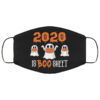 2020 Is Boo Shit Funny Halloween Face Mask