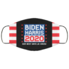 Biden Harris 2020 Our Best Days Lie Ahead Face Mask