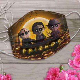 Horror Characters Freddy Krueger Jason Voorhees Michael Myers Friends Halloween Face Mask
