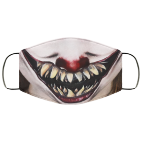 Pennywise IT Halloween Face Mask