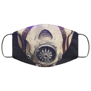 Borderlands Game Psycho Bandit Face Mask Gamer Mask
