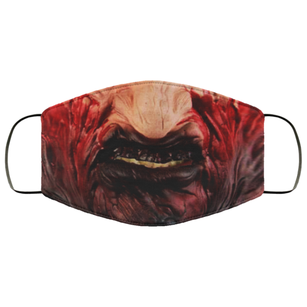 Freddy Krueger Halloween Face Mask