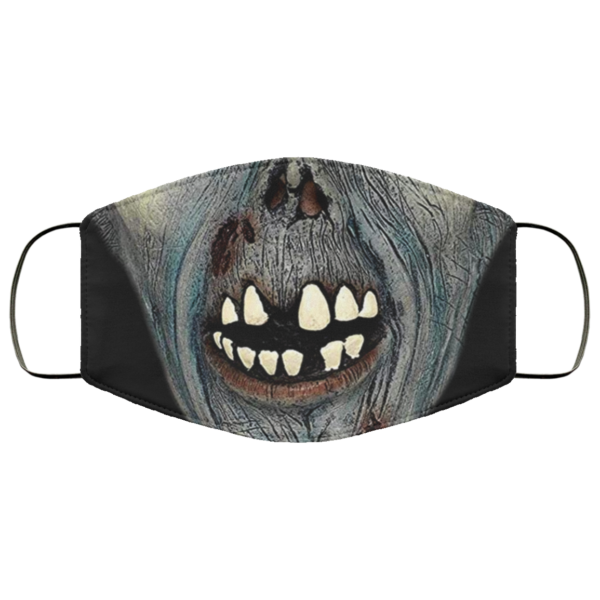 Halloween Smiffys Mens Decaying Zombie Face Mask