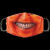 Halloween Pumpkin Face Mask