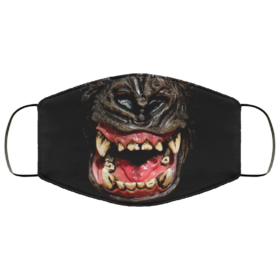 King Kong Halloween Face Mask