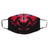 Halloween Star Wars Darth Maul Face Mask