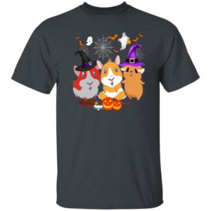 Halloween Guinea Mouse T-shirt