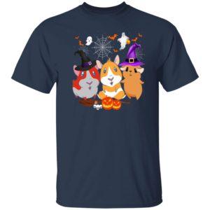 Halloween Guinea Mouse T-shirt