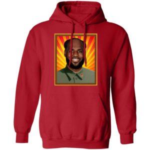 LeBron China Mao Zedong T-Shirt