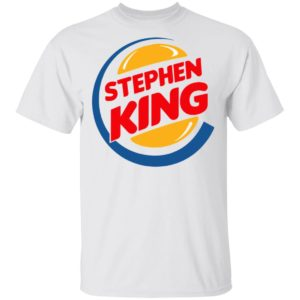 Stephen King Burger King T-Shirt