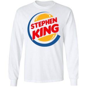 Stephen King Burger King T-Shirt