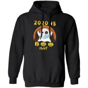 2020 Is Boo Sheet Halloween Terrible Year 2020 T-Shirt