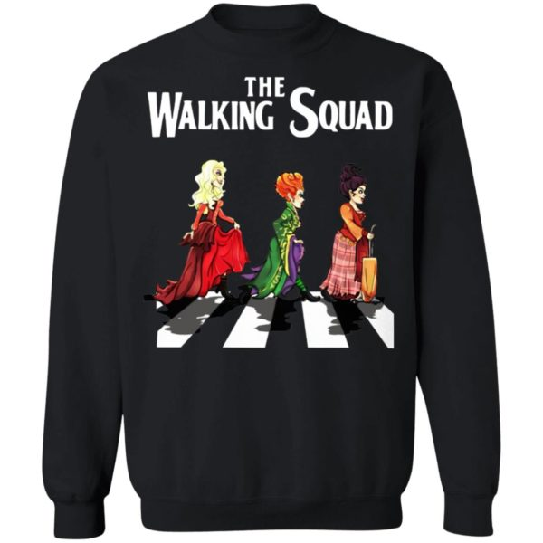The Walking Squad The Abbey Road Shirt