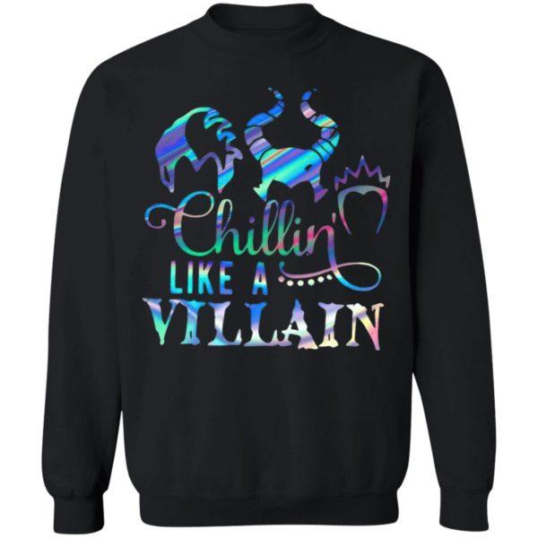 Maleficent Chillin' like a Villain Disney T-Shirt