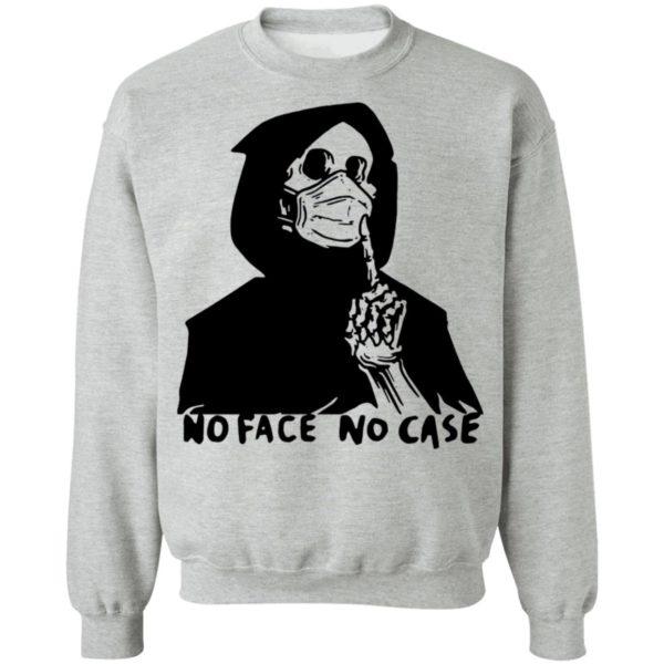 No Face No Case T-Shirt
