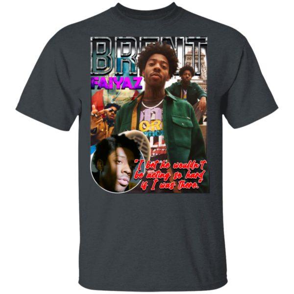 Brent Faiyaz T-Shirt, Ladies Tee