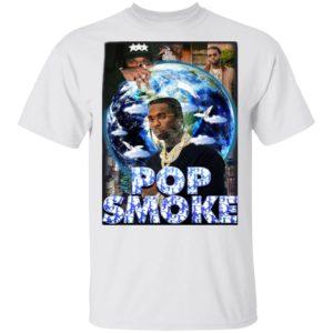 Pop Smoke T-Shirt, Ladies Tee