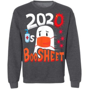 Ghost wear Face Mask 2020 is Boo Sheet T-Shirt
