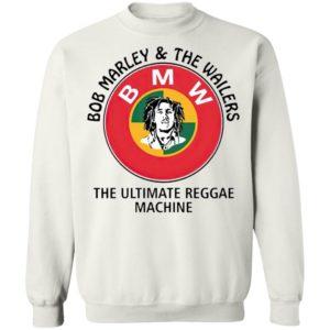 BMW Bob Marley And The Wailers The Ultimate Reggae Machine T-Shirt