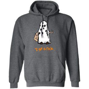 Charlie Brown I Got A Rock The Great Pumpkin Halloween T-Shirt