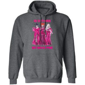 Hocus Pocus In October We Wear Pink T-Shirt